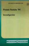 Premio Sustatu 94: De la Administración a la gestión de los Servicios Sociales. Diagnóstico y planificación de la Acción Social Municipal